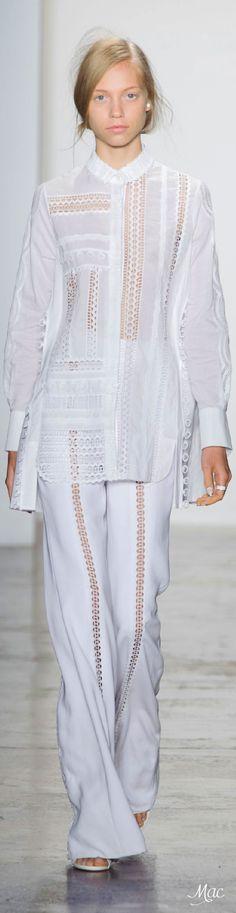 Spring 2016 Ready-to-Wear Jonathan Simkhai