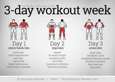 3Day Workout
