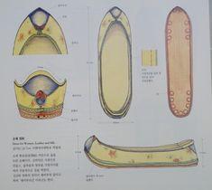 태사혜 운혜 조선시대 비단신 : 네이버 블로그 Korean Traditional, Traditional Outfits, Korean Hanbok, Style Icons, Birkenstock, Korean Fashion, Chinese, Footwear, Costume