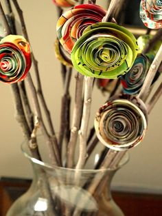 Sprial Roses helping you get your spring on!