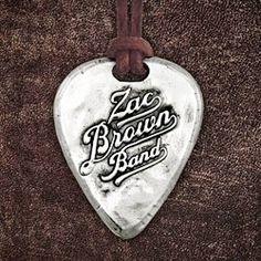 Zac Brown Band Pick