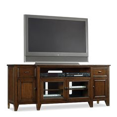 Hooker Lorimer 78-inch Entertainment Console HO-5065-55486 $1598.00