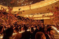 Inside the Mandarin Oriental hotel