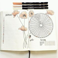 Minimal and creative Bullet journal ideas and layouts