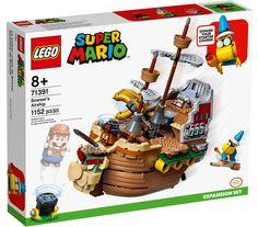 Lego Mario, Lego Super Mario, Mario Bros., Lego Super Heroes, La Grande Aventure Lego, Boutique Lego, Luigi, Expansion, Free Lego
