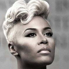 Beautiful short haircuts for black women