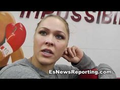 MMA star Ronda Rousey Does Not Look Like A Fighter - but #ArmbarNation knows better! RondaRousey.net
