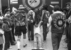 Travel back in time to see what NYC life was like right before hip-hop exploded and motorcycle jackets were replaced by Cross Colours and Karl Kani.