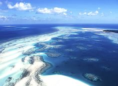 The Torres Strait Islands are situated off theCape York Peninsula in Australia. More than 100 islands form the Torres Strait stretching from the peninsula north to the Papua New Guinea border.