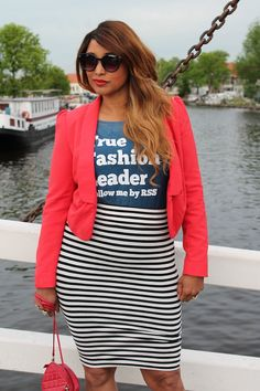 CURVES AND STRIPES RSS   FAB AND LUXURY CURVES  Curvy fashion inspiration blog