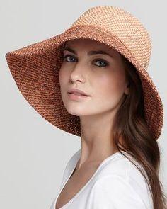 Helen Kaminski Provence 12 Crochet Hat - ShopStyle. Helen KaminskiFall HatsFloppy  HatsHats OnlineSummer HatsSummer SunLove ... f878a1142ce7