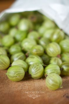 agrest=gooseberry. We grow these in Canada, too. A bit on the sour side, but make good jam.