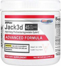 Jämför priser på USP Labs Jack3d Advanced 0,24kg - Hitta bästa pris på Prisjakt
