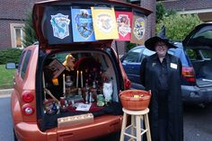 Harry Potter Trunk or Treat