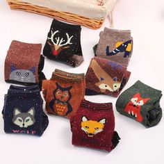 Animal Themed Socks!