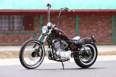 Yamaha 250 Bobber