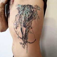 Cool Linkin Park tattoo
