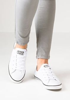 Converse CHUCK TAYLOR ALL STAR DAINTY Trainers blanc