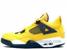 http://www.bejordans.com/big-discount-nike-air-jordan-4-retro-chaussure-jaune-bfzmt.html BIG DISCOUNT NIKE AIR JORDAN 4 RETRO CHAUSSURE JAUNE BFZMT Only $81.00 , Free Shipping!