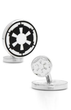 Free shipping and returns on Ravi Ratan Cufflinks, Inc. 'Star Wars™ - Imperial Emblem' Cuff Links at Nordstrom.com. The unmistakable seal of the Galactic Empire tops cool novelty cuff links.