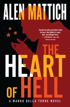The Heart of Hell, by Alen Mattich (Spiderline) http://houseofanansi.com/products/the-heart-of-hell