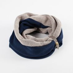 Scarf, Winter Scarf, Infinity Scarf, Mens, Winter Scarf, Scarf Man, Gift for Him  If you are looking for an Infinity scarf to wrap yourself in- this is the perfect scarf for you. This Blue Winter Scarf is a great addition to any scarf lovers wardrobe and will effortlessly go with any outfit.  All pieces are designed in Berlin, Germany and manufactured in Portugal. By sewing each scarf with care and attention to details, using high quality material, we ensure a long lasting product.  The…