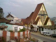 Kohima, Ao Baptist Church