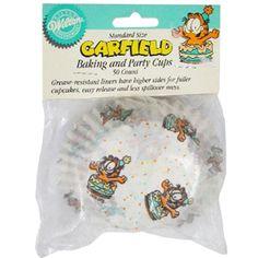 Garfield Vintage Baking Cups (50ct)