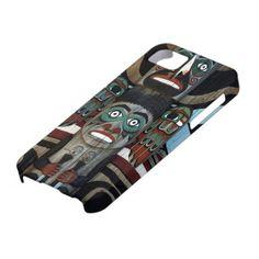 Totem Pole HTC Vivid Case