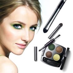 Get the look with these amazing Eye Makeup products from Avon! Eyebrow Brush, Eyeliner Brush, Smudger, Sales Representative, Avon Products, Eye Brushes, Eye Liner, Cool Eyes, Get The Look