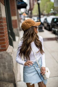 e42d70b8326a ... fashion blogger, Mia Mia Mine outfits. Board owner. Follow. Whether  it's getting around town with day 3 hair or going for an early morning run