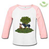 The Last Black Unicorn Baby Bio-Langarmshirt 17,90 €