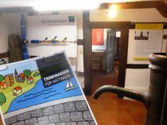 MiBEH Ab 10. Mai dokumentiert GELSENWASSER, der neue Partner des Museums, in unserem Brunnenraum anschaulich, wie heutzutage das Wasser vom Wasserwerk zum Wasserhahn kommt. - http://wp.me/P2QlHh-a1