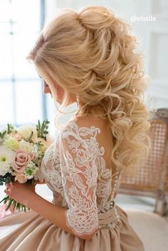 Luxury Wedding Hairstyle for Long Hair picture 4