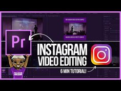 Premiere Pro Instagram Video Editing Tutorial Web Design, Graphic Design Tips, Design Color, After Effects, Motion Design, Vfx Tutorial, Adobe Premiere Pro, Pre Production, Instagram Blog