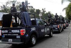 MÁS POLICÍAS FEDERALES A REFORZAR LA SEGURIDAD A CANCÚN