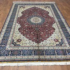 Camel Carpet Hand Knotted Red Bedroom Silk Oriental Carpets & Rugs 2mx3mhttp://www.amazon.com/dp/B01DBK866K/ref=cm_sw_r_pi_dp_uqcixb15W435A