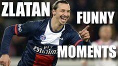 Funny moments - Zlatan Ibrahimović (Rguilan)