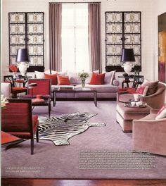 Ryan Hagood Interior Design See More 1 Pink Eggshell Stylish Homes Archives