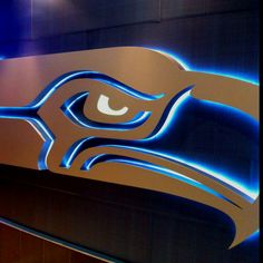 "Seattle Seahawks ;) I don't care how much this costs it WILL be in our future ""fan cave"""