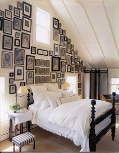 White On White Interior Design | ... white walls and achieve a very attractive interior design. How about