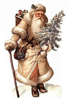 Old World Santa's are great