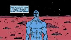 watchmen dr manhattan comic - Google Search
