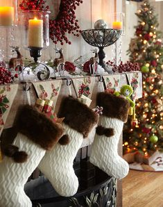 50 beautiful christmas stocking ideas and inspirations stocking pattern flannels and stockings