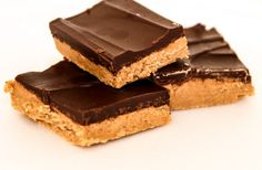 Gazette tested: no-bake chocolate peanut butter bars