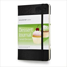 Moleskine Passions Dessert Journal - (Passion Book Series): Moleskine: 9788867320592: AmazonSmile: Books
