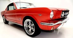 Double Click to See This Immaculate '65 Mustang Fastback 302 V8