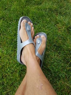 Birkenstocks, Plastic, Silver, Shoes, Fashion, Zapatos, Sandals, Moda, Shoes Outlet