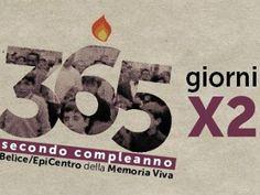 Gibellina, 365 giorni x2 - secondo compleanno di Belìce/EpiCentro della Memoria Viva #InvasioniDigitali il 23 aprile alle ore 15:30. Invasore: BeliceEpiCentro #laculturasiamonoi #liberiamolacultura