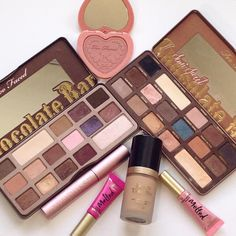Too faced favorites!